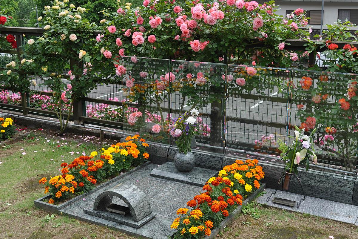 集合墓<br>「和(やわらぎ)」