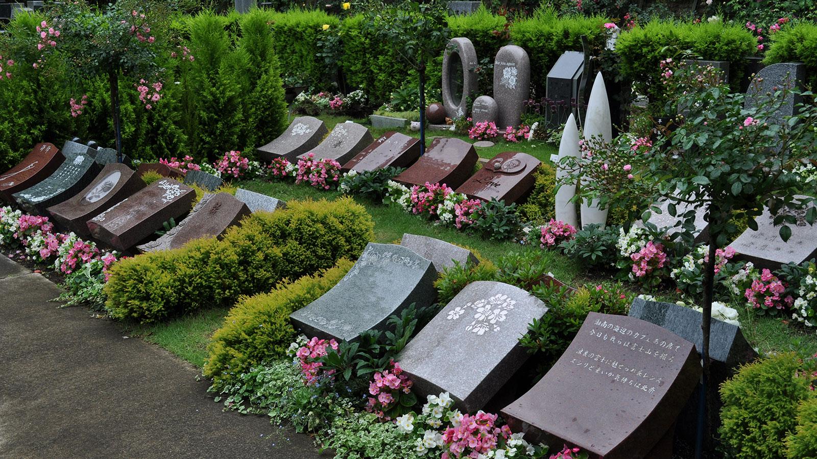 永代供養墓エリア