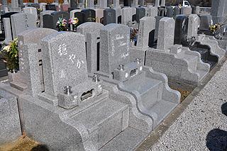 出雲区画(一般墓地)