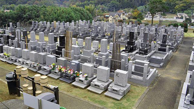 一般墓所区画