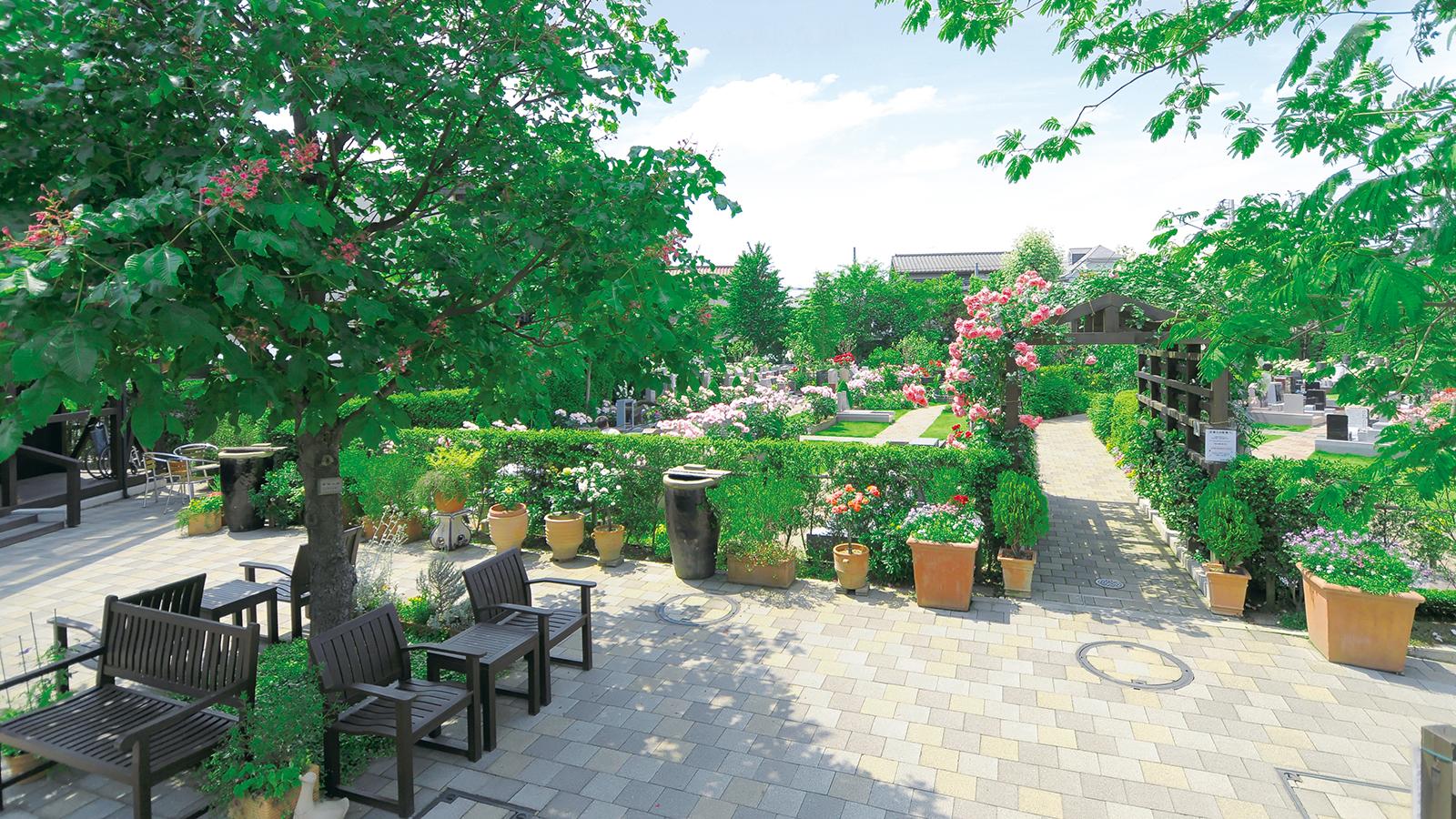 練馬ねむの木ガーデン