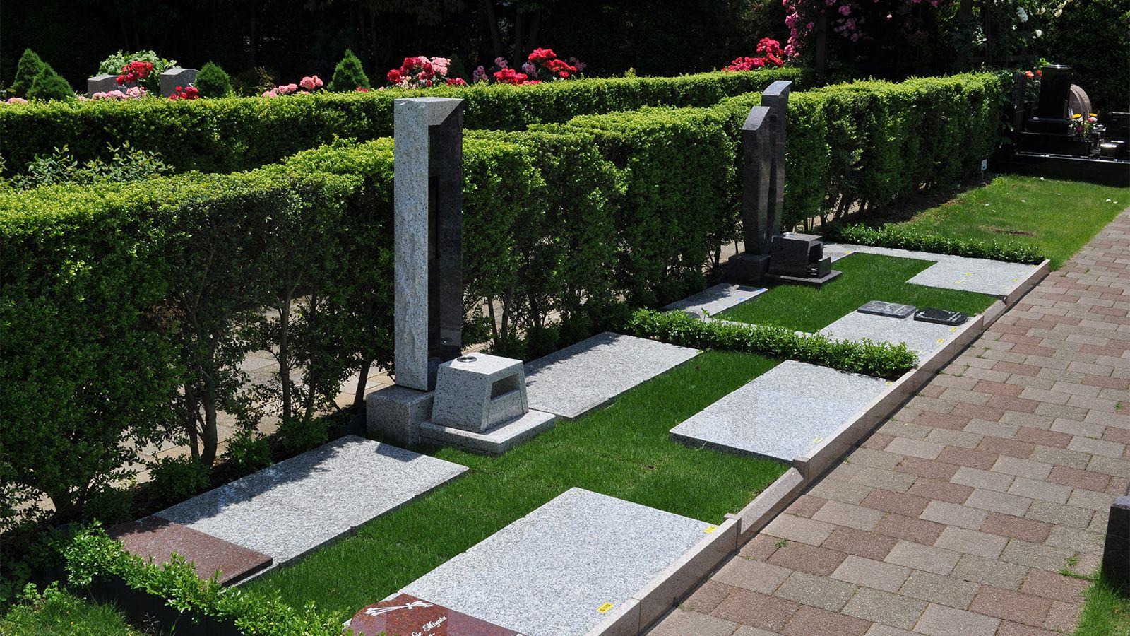 デザイン性が高い永代供養墓