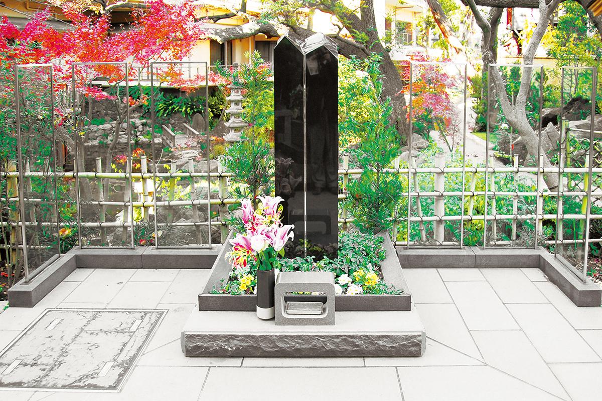 納骨室型永代供養墓「集(つどい)」