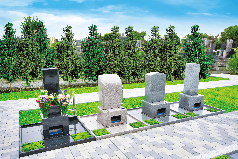 和型永代供養墓「月」