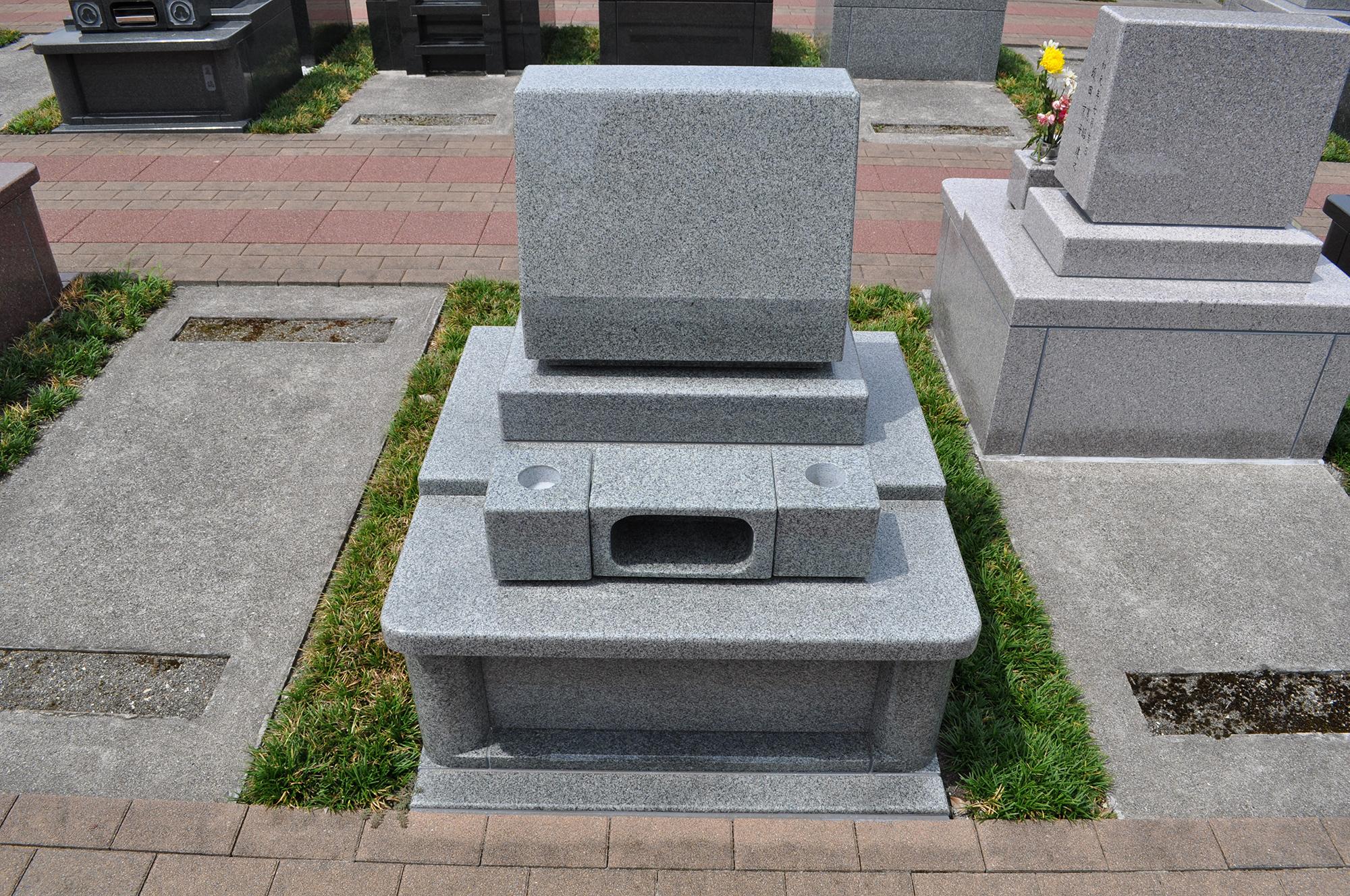 玉竜 墓所
