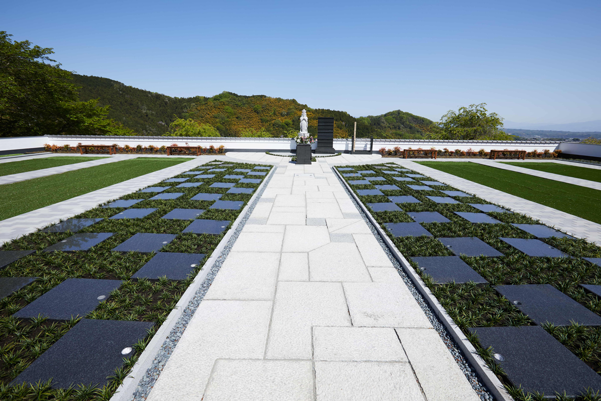 城下町小幡「宝桜(ほうおう)の庭」